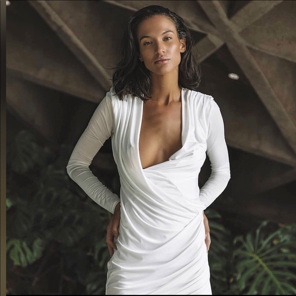 Nasty Gal Dresses & Skirts - LIMITED EDITION Nasty Gal White dress